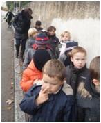 16/10/2012 visite de la bibliothèque municipale d'Audincourt
