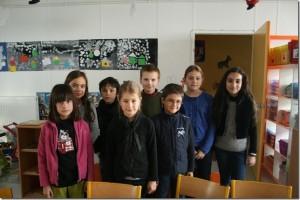 Délégués éco-école 2012